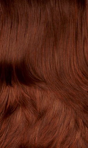 Henry Margu Wigs | 33H | Dark auburn with copper red highlights