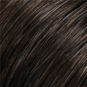 Allure Wig by Jon Renau DARK BROWN W 5% GREY (34)