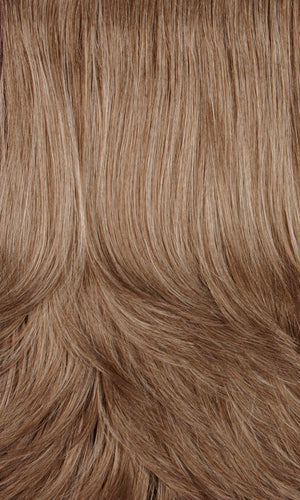 Henry Margu Wigs | 38 | Light brown mixed with 25% grey