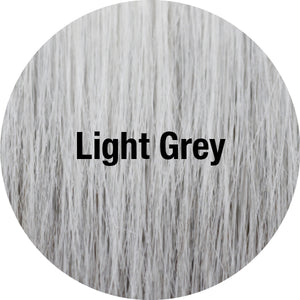 TressAllure Wigs | Light Grey