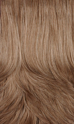 Henry Margu Wigs | 38 Light brown mixed with 25% grey