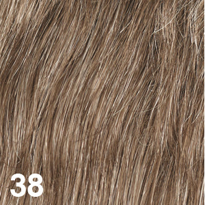 Dream USA Wigs | 38  Light Brown with 20% Grey