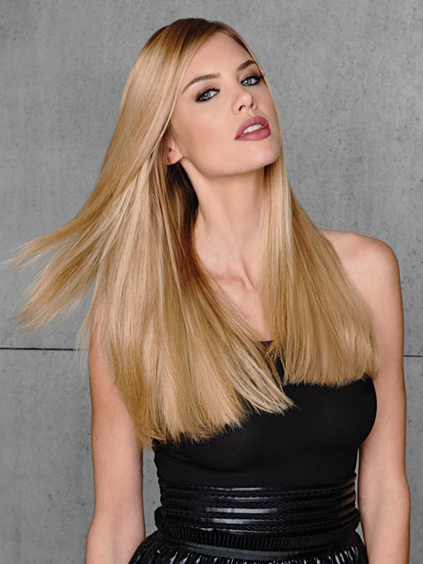 18 Remy Human Hair Extension Kit By Hairdo 10 Pc Free Shipping