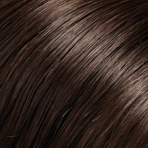 Jon Renau Wigs | 6 FUDGESICLE | Dark Brown