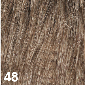 Dream USA Wigs | 48  Light Brown with 30% Grey