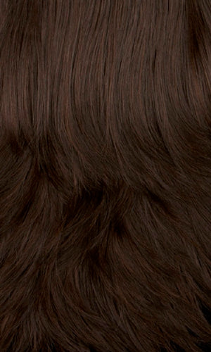 Henry Margu Wigs | 4H | Medium dark brown with medium brown highlights