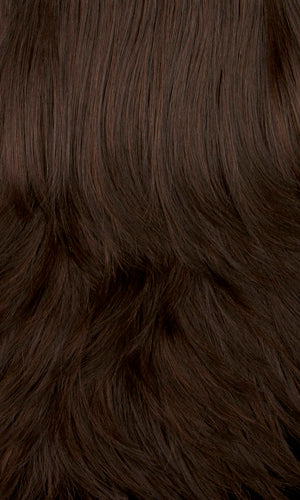 4H | Medium dark brown with medium brown highlights