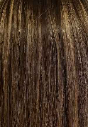 Amber Topper by PUSH | European Human Hair | 16""
