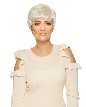 Shortie Wig by WigPro | Synthetic Wig