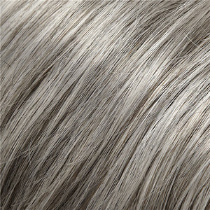 Allure Wig by Jon Renau LT GREY W/ 30% DK BROWN (51)
