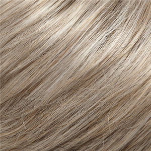Allure Large Wig by Jon Renau LT GREY W/ 25% MED NATURAL GOLDEN BLONDE (54)