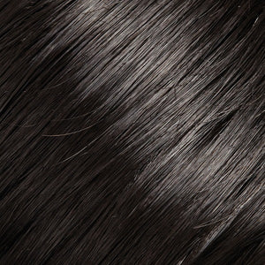 Hair Extensions - Color BLACK BROWN (2)