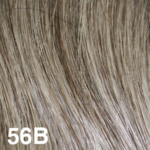 Dream USA Wigs | 56B  Ash Brown with 80% Grey blended with Snow White (60)