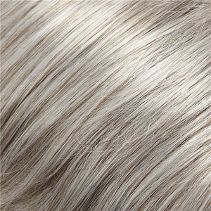 Allure Large Wig by Jon Renau GREY WITH 20% MEDIUM BROWN (56)