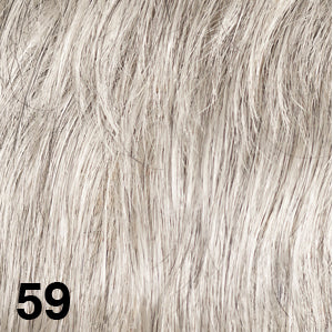 Dream USA Wigs | 59  Jet Black with 90% Grey