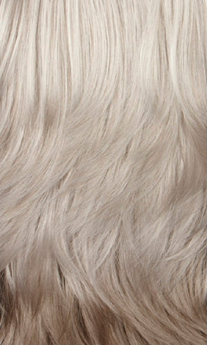 Henry Margu Wigs | 60H | Silver white on top mixed with 25% light brown in back