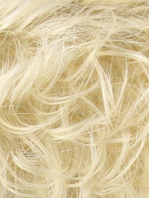 613GR Bleach Blonde with Champagne Blonde Front