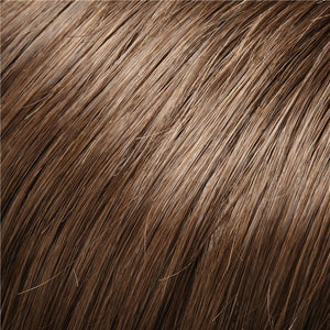 Clip in Bangs - Color MEDIUM BROWN (8)