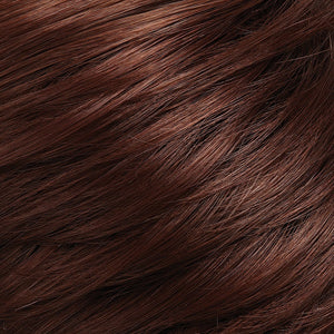 Hair Pieces Women - Color DARK RED (33)