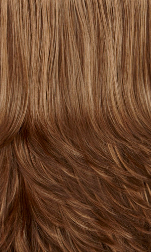 Henry Margu Wigs | 7H | Chocolate brown with caramel highlights