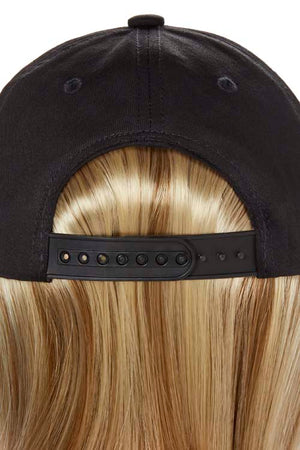 Henry Margu Wigs | Shorty Hat Black by Henry Margu