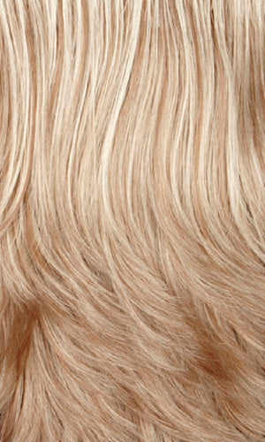 Henry Margu Wigs | 88H | Dark strawberry blonde with light wheat blonde highlights