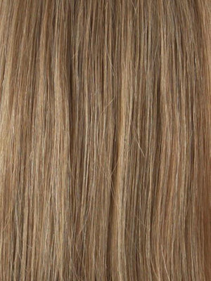 8/12 Light Chestnut Brown Blended with Light Golden Brown