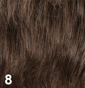 DREAM USA WIGS | 8 MEDIUM ASH BROWN