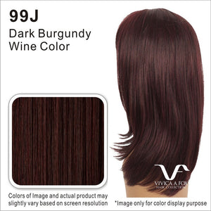 Vivica Fox Wigs - Color 99J