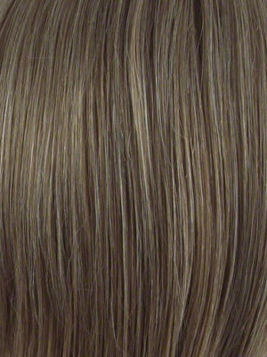 Envy Wigs | ALMOND BREEZE | Light Brown blended with Ash Blonde