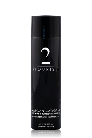 Jon Renau Wigs | Argan Smooth Luxury Conditioner 8.5 oz