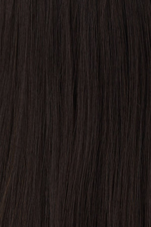 Raquel Welch Wigs - Color Darkest Brown BL1