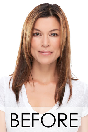 Jon Renau Wigs | Top Full Topper by Jon Renau
