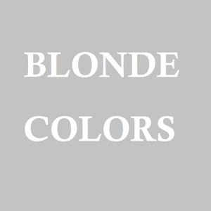 Estetica Wigs | Blonde Colors