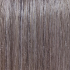 BelleTress Wigs | British Milktea | between a dark blonde and a light brown with a darker root color and the mixture of 8 different tones of browns and blondes