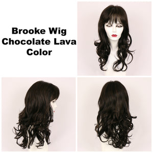 Godiva Secret Wigs | Chocolate Lava