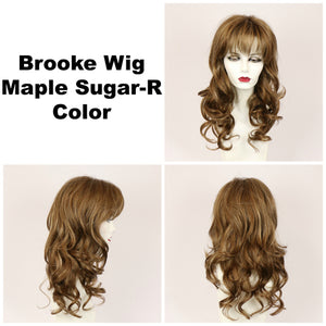 Godiva Secret Wigs | Maple Sugar-R