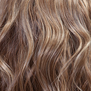 BelleTress Wigs | BrownSugar SweetCream | created by mixing dark, medium, and light brown sugar and lightly whipped sweet cream with a hint of buttermilk.