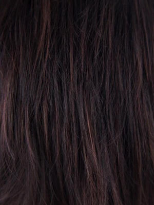 Amore Wigs | Burgundy