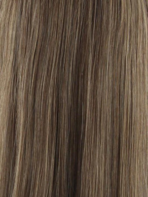 CAMEL-BROWN Blend of Dark Brown Light Chestnut Brown and Dark Ash Blonde