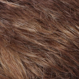 CARMELKISS Golden Brown with Light Copper Blonde Highlights