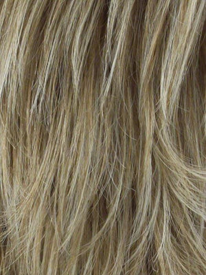Noriko Wigs | CARAMEL CREAM Caramel Blonde blended with Platinum Blonde  Blonde tips