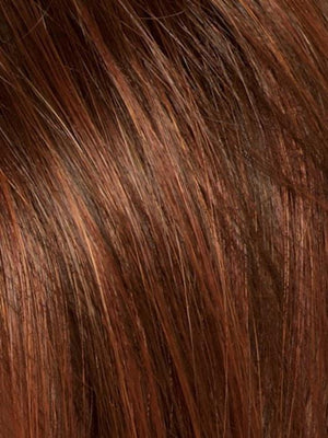 CAYENNE SPICE | Copper Red and Brown evenly blended base with Dark Brown highlight