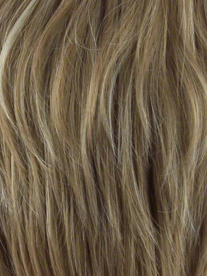 Rene of Paris Wigs | CHAI CREAM | Honey Brown Base with Platinum Blonde Highlights