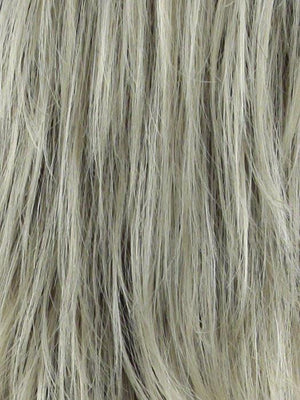 Noriko Wigs | CHAMPAGNE Rooted Dark Blonde with Platinum Blonde Blended Base