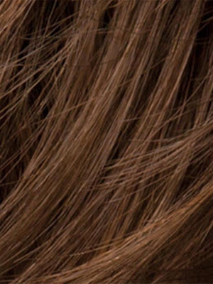 CHOCOLATE MIX Medium to Dark Brown base with Light Reddish Brown highlights