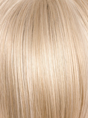 Noriko Wigs | CREAMY BLONDE | Platinum and Light Gold Blonde evenly blended