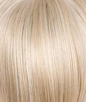 Rene of Paris Wigs | CREAMY-BLONDE | Platinum and Light Gold Blonde evenly blended