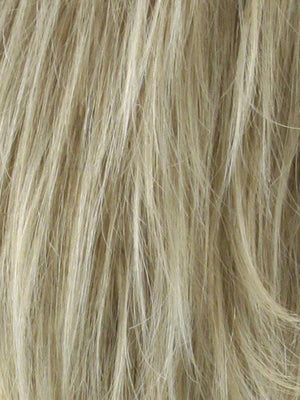 Noriko Wigs | CREAMY BLONDE  Platinum and Light Gold Blonde Evenly Blended