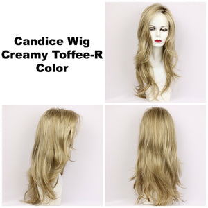 Godiva Secret Wigs | Creamy Toffee-R